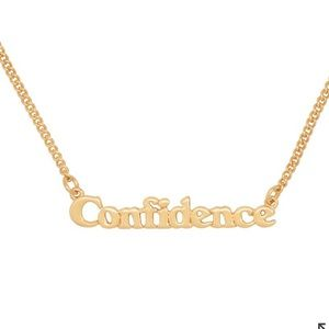 NWT Ban.do Confidence Necklace